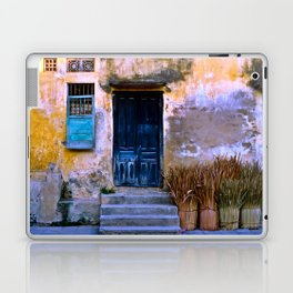 Chinese Facade of Hoi An in Vietnam Laptop & iPad Skin