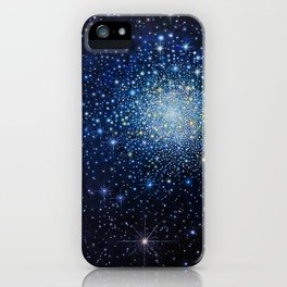Hercule`s Cluster - M17 iPhone Case