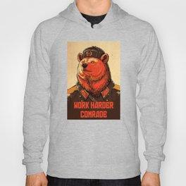 Work Harder, Comrade! Hoody