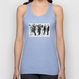 the cold war Unisex Tank Top