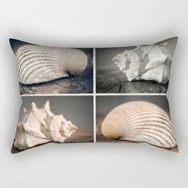 Seashells Rectangular Pillow