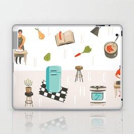 Cooking Mama Laptop & iPad Skin