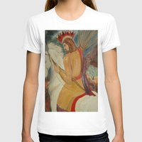 christ T-shirts featuring Christ Triumphant by Neo Art Zone