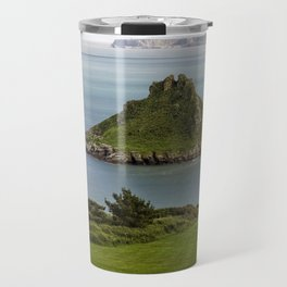 Thatcher Rock Travel Mug