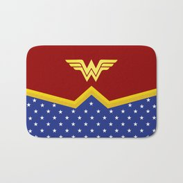 Wonder Of Woman - Superhero Bath Mat
