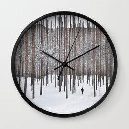 _Let this adventure begins_ Wall Clock