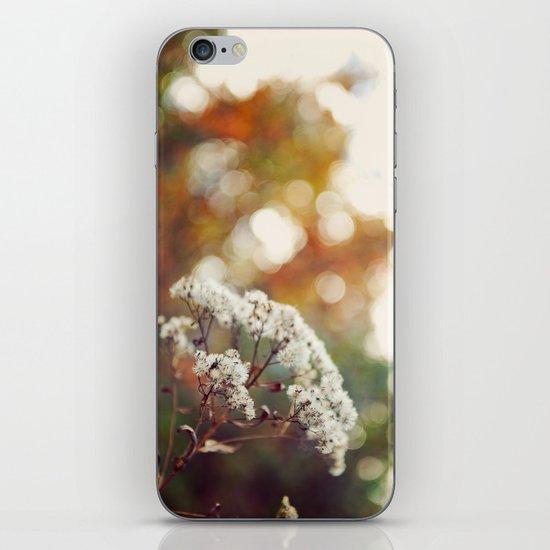 Autumn Fallin' iPhone Skin