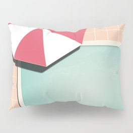 Private Pool #society6 #decor #buyart Pillow Sham