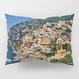 Positano's coast Pillow Sham