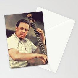 Charles Mingus, Music Legend Stationery Cards