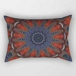 Better than Yours Colormix Mandala 13 Rectangular Pillow