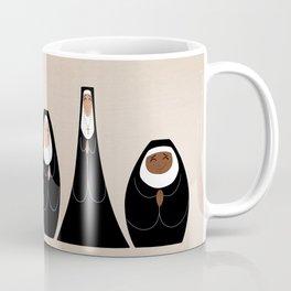Three Nuns Coffee Mug
