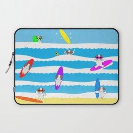 Totally Shih Tzu Surf Laptop Sleeve