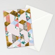 Geometry of Love #society6 #decor #buyart Stationery Cards