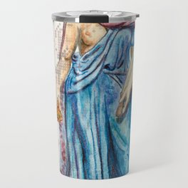 Personifications of Thrace and Egypt Travel Mug
