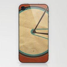 Singlespeed iPhone & iPod Skin