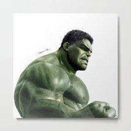 HulkFanart Metal Print