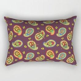 Don't bug me Rectangular Pillow