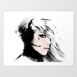 Roger That! Art Print