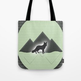 The Story of the Fox Tote Bag