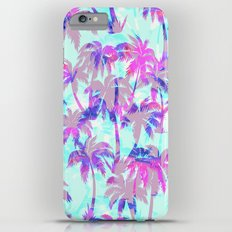 Maui Palm {Pink} Slim Case iPhone 6 Plus