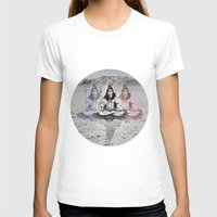 shiva T-shirts featuring Shiva by Jonnea Herman