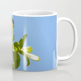 Yellow Bird - II Coffee Mug