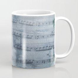 Almost Gray Mood Music Coffee Mug