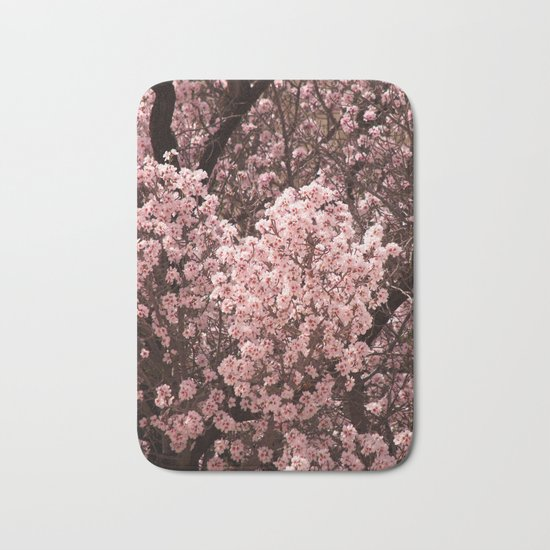Spring Blossoms - II Bath Mat