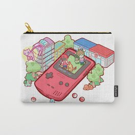 Pocket Monsters Carry-All Pouch