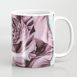 Fifties Rose, pastel drawing Coffee Mug