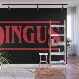 Strange Dingus Wall Mural