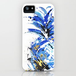 Chase the Blue iPhone Case