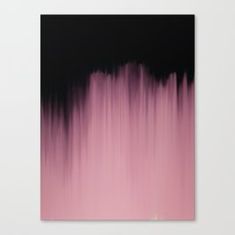 Dramatic Pink Canvas Print