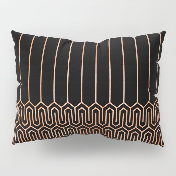 Art Deco No. 1 Quinn Pillow Sham