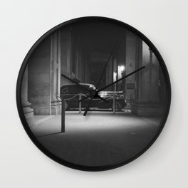 Film Noir Wall Clock