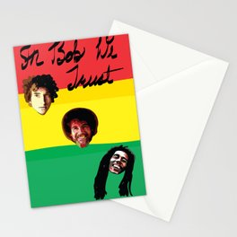 In Bob We Trust Stationery Cards