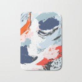 Abstract Color Pop Bath Mat