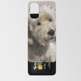 Dog Goldendoodle Golden Doodle Android Card Case