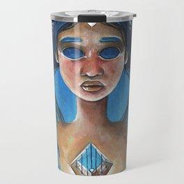 Athena Victorious Travel Mug