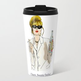 Fabulous Patsy Travel Mug