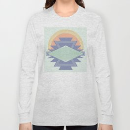 PASTEL DREAM RAYS Long Sleeve T-shirt
