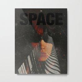 Space1968 Metal Print