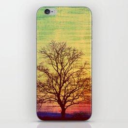 Bare Tree Vintage iPhone Skin