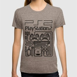 PS 2 T-shirt