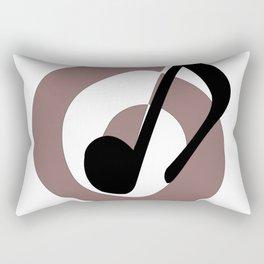 Musical Mayhem Rectangular Pillow