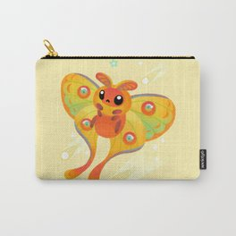 Comet Moth Carry-All Pouch