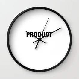 PRODUCT Wall Clock