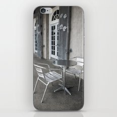 Cafe iPhone & iPod Skin