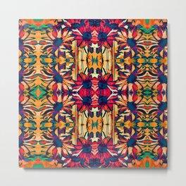 Pattern-116 Metal Print